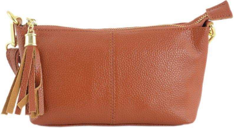 Женская сумка Traum 7320-29, кожаная, коричневый