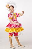 Детский карнавальный костюм для девочки Кукла 104-140р, фото 2