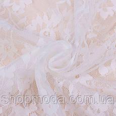 Кружевное длинное платье, фото 3