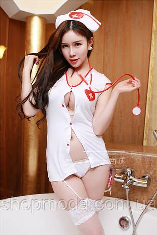 Эротический игровой костюм медсестрички, фото 2