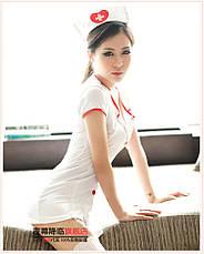 Эротический игровой костюм медсестрички, фото 3