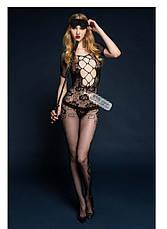 Сексуальный бодик Бодик сетка, фото 3