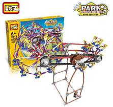 """Электромеханический конструктор LoZ """"Amusement Park Rotary Whell"""" Гарантия качества Быстрая доставка"""