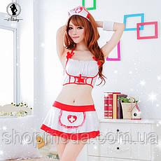 Костюм медсестры. Ролевой костюм сексуальной медсестры., фото 2