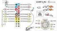 Модуль универсальный UniKIT 2 для фаркопа