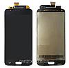 Дисплей (экран) для Samsung G570 Galaxy On5 (2016), G570F, DS Galaxy J5 Prime + тачскрин, черный, оригинал
