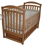 Детская кроватка Верес Соня ЛД 6 (бук)