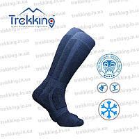 Термоноски шерсть зимние теплые треккинговые Trekking LongWinter (original) носки c шерстью мериноса