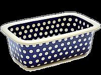 Керамическая форма для выпечки хлеба 25 Polka Dot Classic