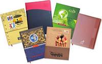 Полноцветная уф печать на блокнотах и ежедневниках