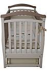 Детская кроватка Верес Соня ЛД 6 (капучино), фото 2