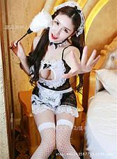 Сексуальный костюм горничной, фото 2