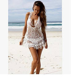 Пляжная накидка Парео