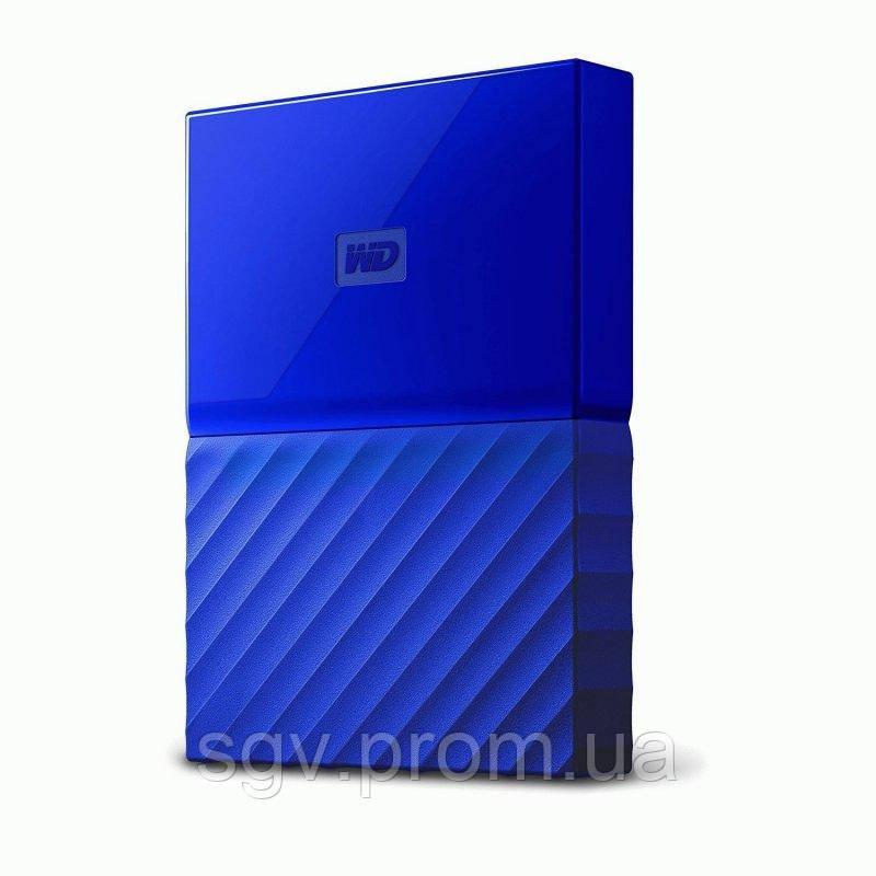 Western Digital My Passport 1TB WDBYNN0010BBL-WESN 2.5 USB 3.0 External Blue