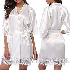 Модный халат с кружевами Эротический халат Эротическое белье, фото 2