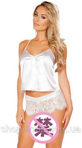 Атласная пижама, фото 2
