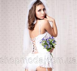 Сексуальный игровой костюм невесты, фото 2
