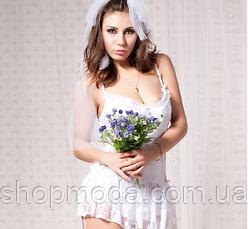 Сексуальный игровой костюм невесты, фото 3