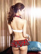 Сексуальный костюм школьницы, фото 3