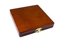 Игра крестики нолики Duke в деревянной коробке (2072DK)