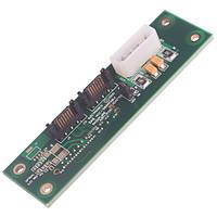 PCB Tray Backplane преобразователь адаптер SAS -> 2*SATA