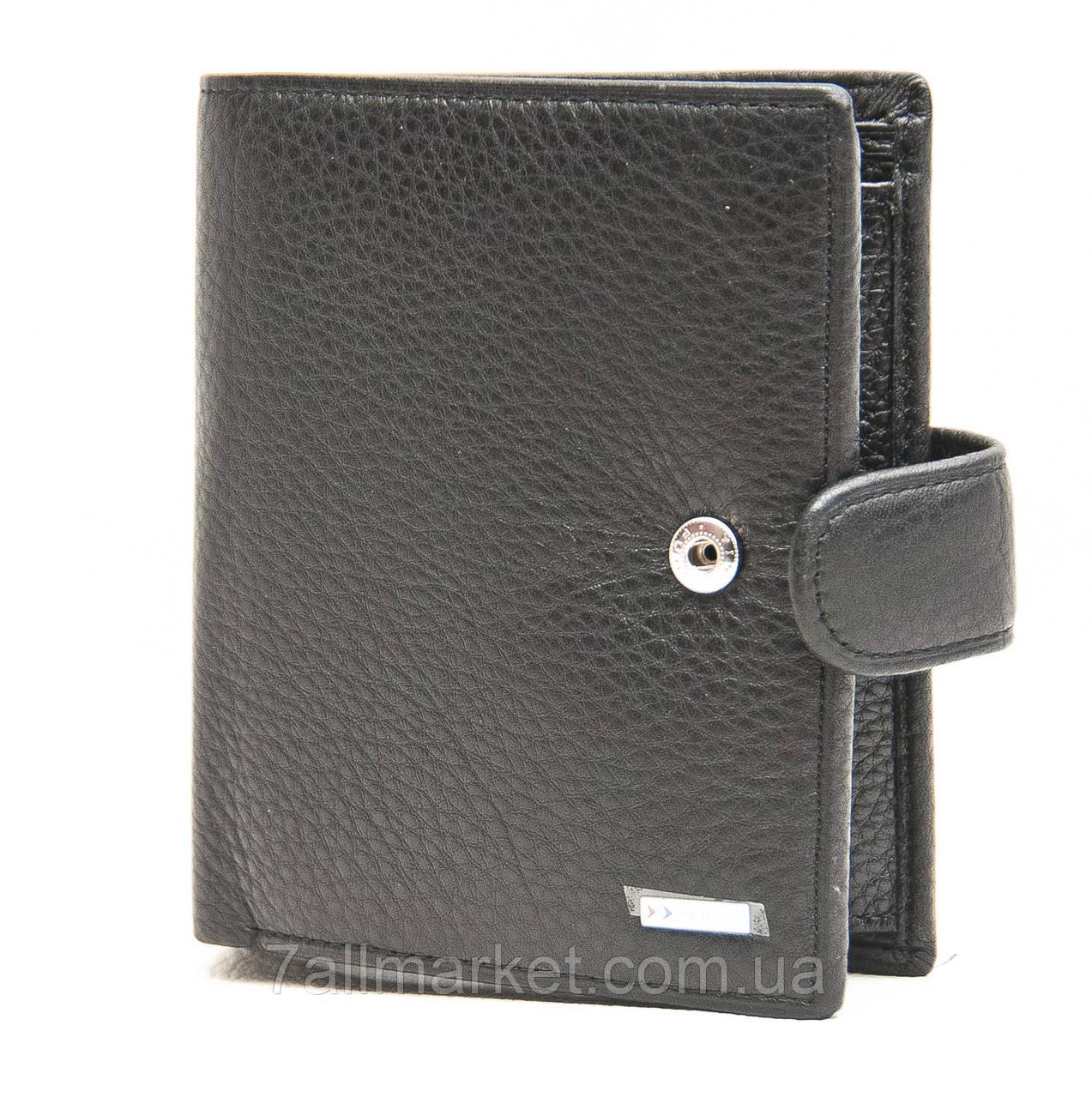 c4ef799c8d09 Бумажник мужской молодежный кожаный НОВИНКА(9,5*12 см)Серии