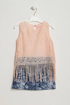 Платье C'est La Vie 4 year комбинированный (VY-7119_Mix)