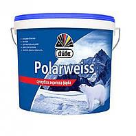 Супер белая акриловая краска Dufa D605 Polarweiss 3,5 кг