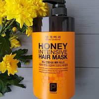 Интенсивная медовая маска для восстановления волос Daeng Gi Meo Ri Honey Intensive Hair Mask 1000мл