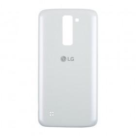Задня кришка для смартфону LG K7 X210, X210DS біла