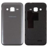 Задня кришка Samsung G360F, G360H/DS  Galaxy Core Prime VE LTE, срібляста