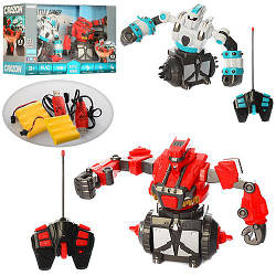 Набор игровой робот 2 шт на радиоуправлении 17XZ01B