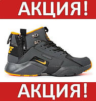 Кроссовки мужские Nike Air Huarache Winter x Acronym - Найк Аир Хуарачи