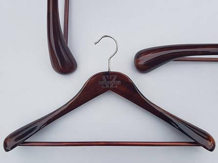 Плечики вешалки деревянные Mainetti Kazara Royal, 45 см