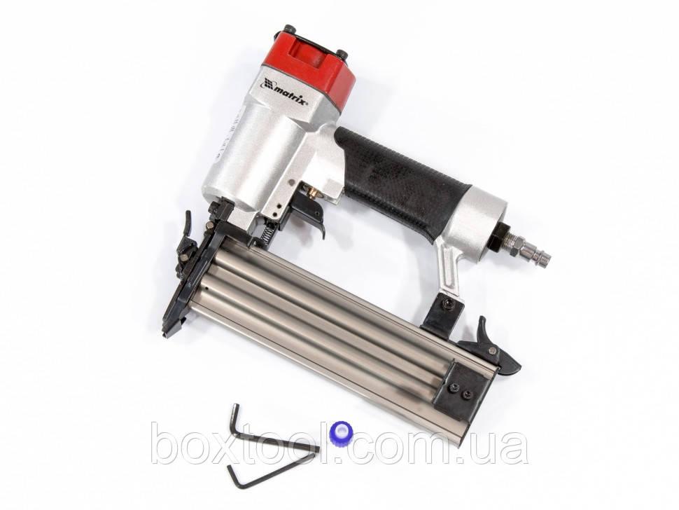 Нейлер пневматичний для цвяхів від 10 до 32 мм Matrix 57405