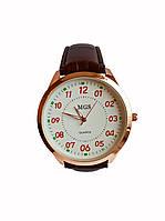Мужские часы MGS104 Коричневые