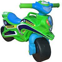 Музыкальный мотоцикл-каталка (0139/52)