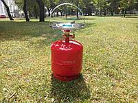 Газовые баллоны 8 литров с горелкой Пикник, фото 2
