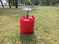 Газовые баллоны 8 литров с горелкой Пикник, фото 3