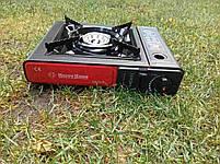 Портативна газова плита туристична, фото 6