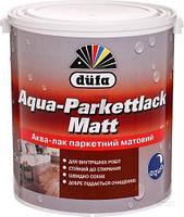 Аква-лак паркетний напівматовий Aqua-Parkettlack Matt 5 л
