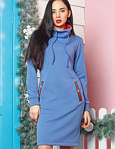 Женское спортивное платье из трехнитки (Филлипина mrb), фото 2