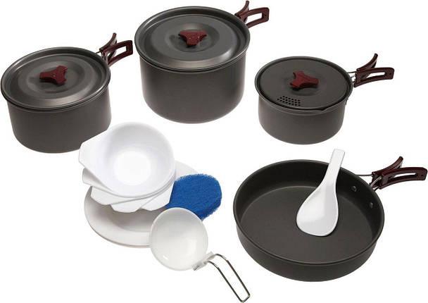 Набор посуды из анодированного алюминия Tramp (TRC-026), фото 2