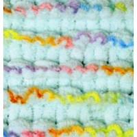 Пряжа для вязания руками (100%-микрополиэстер, 100г/9,2м) Alize PUFFY color 5860
