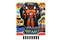 Трансформер Tobot Titan 2в1 505 (54134)