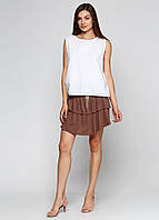 Юбка Esme XS коричневый (003_Brown)