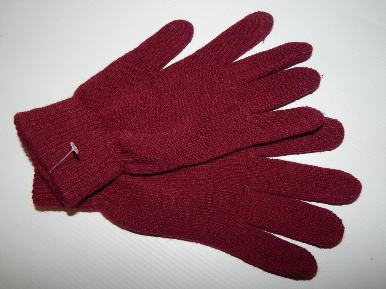 Рукавички жіночі трикотажні р. S (6) 061PGZ