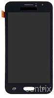 Дисплей (экран) для Samsung J120H Galaxy J1 (2016) + тачскрин, черный, оригинал