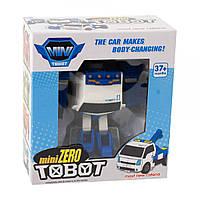 Трансформер DT TOYS Tobot mini ZERO 238ZERO (52495)