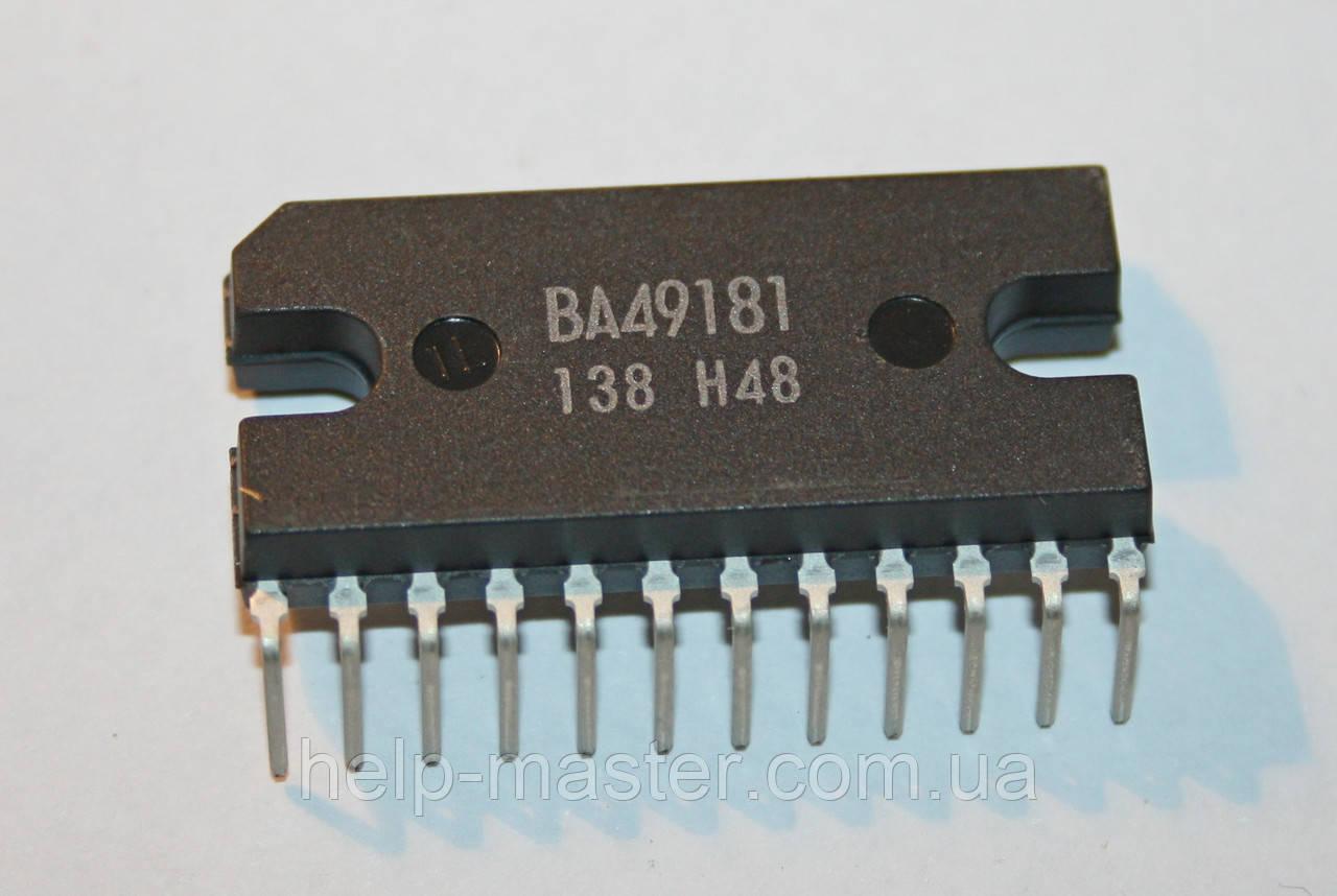 Микросхема BA49181; (ZIP12)